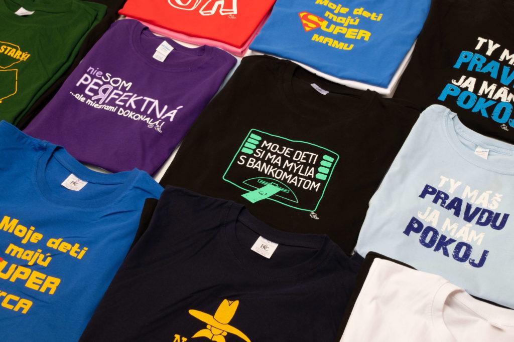 kopa tričiek